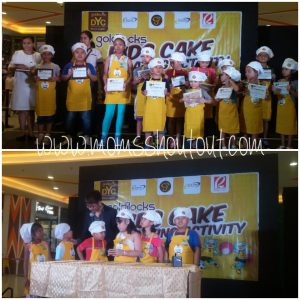 How To Get Cake Decorating Experience : A Fun Summer Experience with Goldilocks Leyte Kids Cake ...